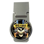 gnr Money Clip (Round)