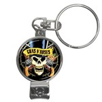 gnr Nail Clippers Key Chain