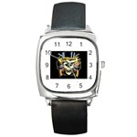 gnr Square Metal Watch