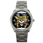 gnr Sport Metal Watch