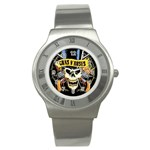 gnr Stainless Steel Watch