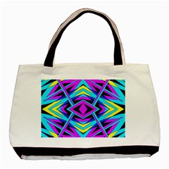 Time Warp Basic Tote Bag (two Sides) by MRTACPANS
