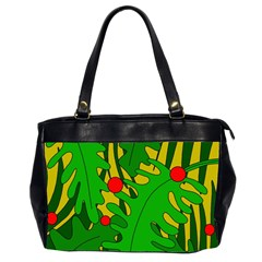 In The Jungle Office Handbags (2 Sides)  by Valentinaart