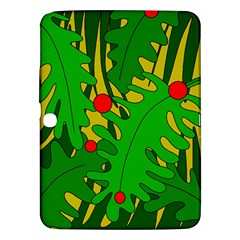 In The Jungle Samsung Galaxy Tab 3 (10 1 ) P5200 Hardshell Case  by Valentinaart
