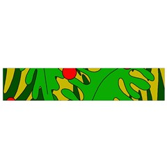 In The Jungle Flano Scarf (small) by Valentinaart
