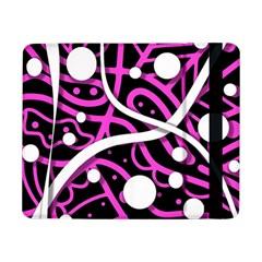 Purple Harmony Samsung Galaxy Tab Pro 8 4  Flip Case by Valentinaart