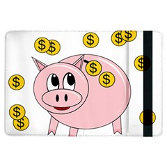 Piggy Bank  Ipad Air Flip by Valentinaart