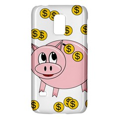 Piggy Bank  Galaxy S5 Mini by Valentinaart