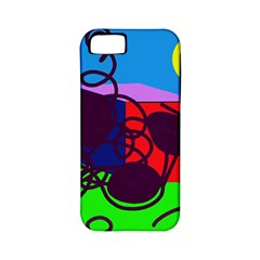 Sunny Day Apple Iphone 5 Classic Hardshell Case (pc+silicone) by Valentinaart