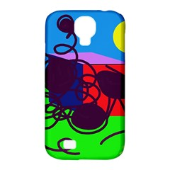 Sunny Day Samsung Galaxy S4 Classic Hardshell Case (pc+silicone) by Valentinaart