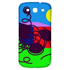 Sunny Day Samsung Galaxy S3 S Iii Classic Hardshell Back Case by Valentinaart