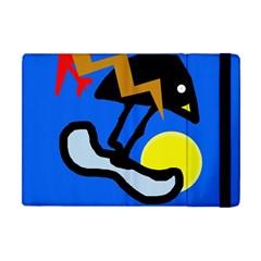 Little Bird Apple Ipad Mini Flip Case by Valentinaart