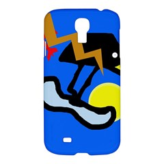 Little Bird Samsung Galaxy S4 I9500/i9505 Hardshell Case by Valentinaart