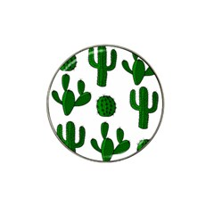Cactuses Pattern Hat Clip Ball Marker (10 Pack) by Valentinaart