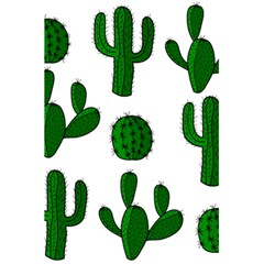 Cactuses Pattern 5 5  X 8 5  Notebooks by Valentinaart