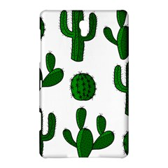 Cactuses Pattern Samsung Galaxy Tab S (8 4 ) Hardshell Case  by Valentinaart