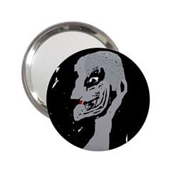 Horror 2 25  Handbag Mirrors by Valentinaart