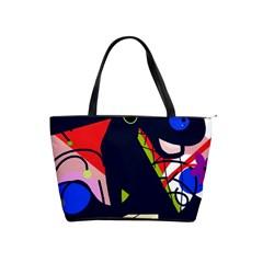 Gift Shoulder Handbags by Valentinaart