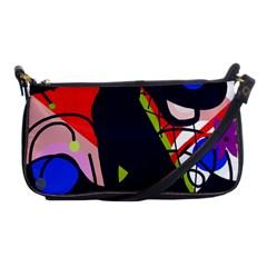 Gift Shoulder Clutch Bags by Valentinaart