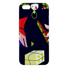 Gift Apple Iphone 5 Premium Hardshell Case by Valentinaart