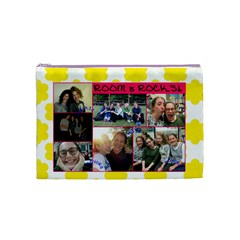 By Chaviva   Cosmetic Bag (medium)   Emttrni90y4w   Www Artscow Com Front