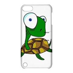 Turtle Apple Ipod Touch 5 Hardshell Case With Stand by Valentinaart