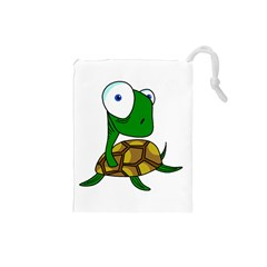 Turtle Drawstring Pouches (Small)