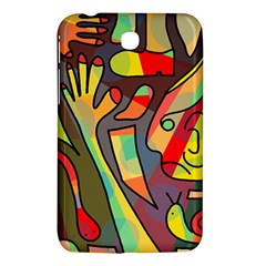 Colorful Dream Samsung Galaxy Tab 3 (7 ) P3200 Hardshell Case  by Valentinaart