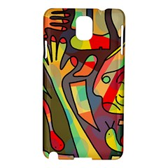 Colorful Dream Samsung Galaxy Note 3 N9005 Hardshell Case by Valentinaart