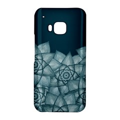 Flower Light Star HTC One M9 Hardshell Case by Cveti