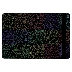 Colorful Pattern Ipad Air Flip by Valentinaart