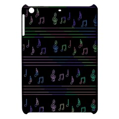 Music Pattern Apple Ipad Mini Hardshell Case