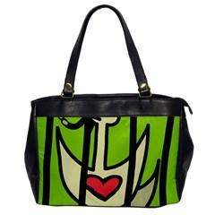 Duck Office Handbags by Valentinaart