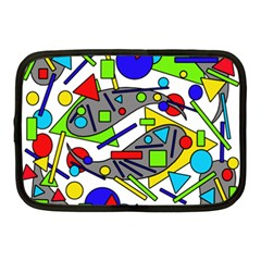 Find It Netbook Case (medium)  by Valentinaart