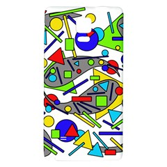 Find It Galaxy Note 4 Back Case by Valentinaart