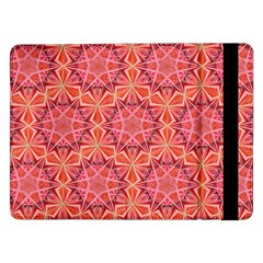 12 pointed star and the number of completion Samsung Galaxy Tab Pro 12.2  Flip Case by Cveti