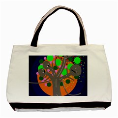 Daydream Basic Tote Bag by Valentinaart