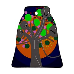 Daydream Bell Ornament (2 Sides)