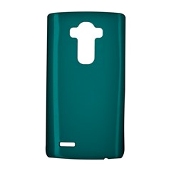 Teal Colour LG G4 Hardshell Case by artpics