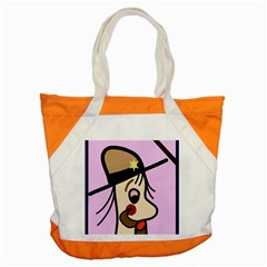 Police Accent Tote Bag by Valentinaart