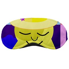Mr  Sun Sleeping Masks by Valentinaart