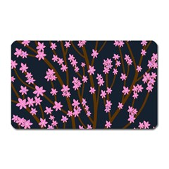 Japanese Tree  Magnet (rectangular) by Valentinaart