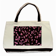 Japanese Tree  Basic Tote Bag by Valentinaart