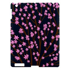Japanese Tree  Apple Ipad 3/4 Hardshell Case by Valentinaart