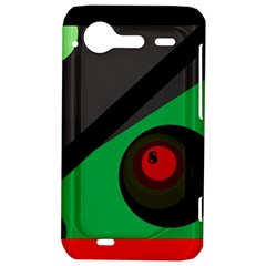 Billiard  HTC Incredible S Hardshell Case  by Valentinaart