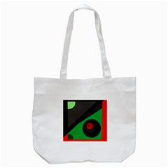 Billiard  Tote Bag (white) by Valentinaart