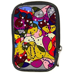 New Year Compact Camera Cases by Valentinaart