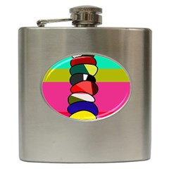 Zen Hip Flask (6 Oz) by Valentinaart