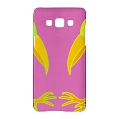 Parrots Samsung Galaxy A5 Hardshell Case  by Valentinaart