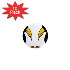 Ravens 1  Mini Magnet (10 pack)